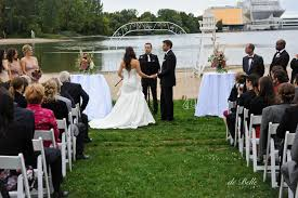 drapã e mariage wedding in montreal at the parc jean drapeau wedding
