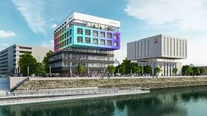 hotel architektur neue architektur highlights für duisburger innenhafen ruhrgebiet