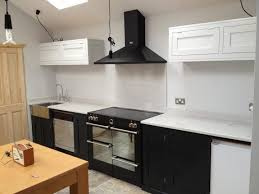 Paint Kitchen Cabinets Cost Spraying Kitchen Cabinets Cost Waterborne Acrylic Enamel Paint