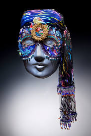 bead masks beaded mask the mask challenge from the beadin path