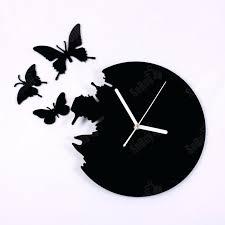 horloge pour cuisine moderne pendule murale originale horloge cuisine design pendule murale