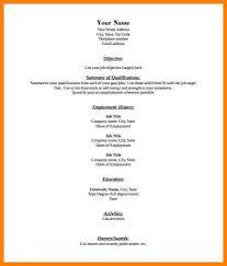 blank resume template pdf free 6 blank resume pdf portfolio covers