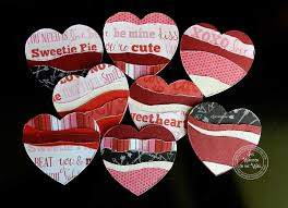 it u0027s written on the wall shabby chic valentine u0027s day heart banner