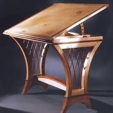 Drafting Table Woodworking Plans Best 25 Drafting Tables Ideas On Pinterest Drawing Desk