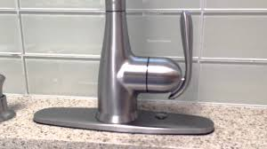 kitchen delta single handle kitchen faucet repair how to remove