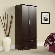 Storage Cabinets Homeplus Wardrobe Storage Cabinet 411312 Sauder