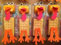 store bought thanksgiving class snack ideas brown