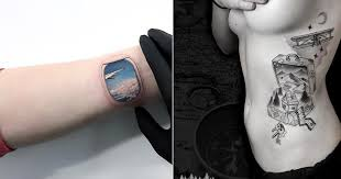 Travel Tattoo images 40 wanderlust tattoo designs for anyone obsessed with travel jpg