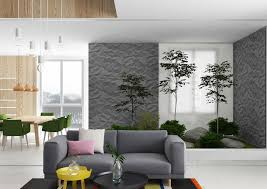 interior garden wall two homes that celebrate greenery indoors