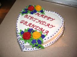 colorful happy birthday grandma cakecentral com