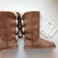 ugg bailey bow boots on sale 24 ugg shoes friday sale nib ugg bailey bow boots