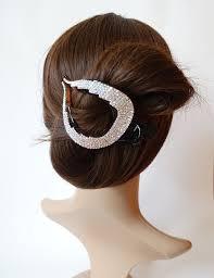 claw hair hairstyles dazzling cubic rhinestone hair jaw claw clip veryshine