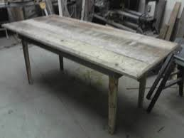 tables out of reclaimed barn wood a little imagination