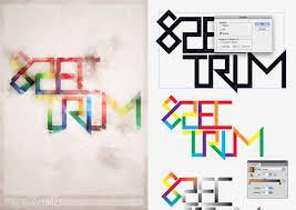 vector typography tutorial creative and challenging vector poster design tutorials