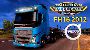 volvo new truck 2016 volvo fh16 2012 interior v1 0 for ats zagruzka mods com