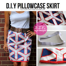 Upcycled Pillows - pillowcase pimpin u0027 diy ideas