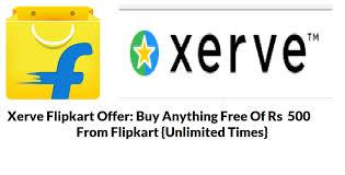 Flip Kart Xerve Flipkart 100 Cashback Offer Buy Anything Free From Flipkart