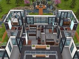 House Layouts by Sims Freeplay House Layouts Fabulous House Level Sims With Sims