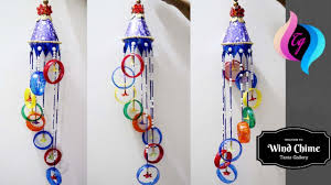 plastic bottle wind chime homemade wind chimes ideas making
