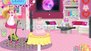 barbie cleans the kitchen game video dailymotion