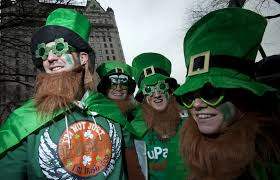 why do you wear green on st patrick u0027s day see history behind