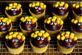 11 popular cupcakes for thanksgiving photo turkey thanksgiving