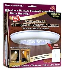 Cordless Ceiling Light Battery Powered Ceiling Light Financeissues Info