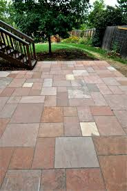 Dry Laid Bluestone Patio by Patios And Walkways Z Stone