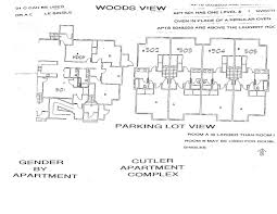 office block floor plans cutler department of residence life