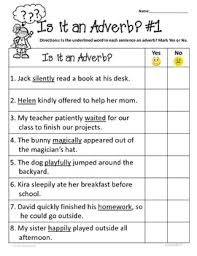 adverbs 2nd 3rd grade differentiated practice worksheets by