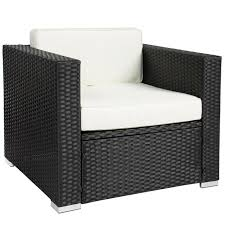 Wicker Rattan Patio Furniture - 6pc outdoor patio garden furniture wicker rattan sofa set