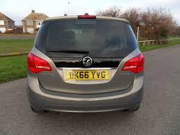2016 Vauxhall Meriva Se 12 495