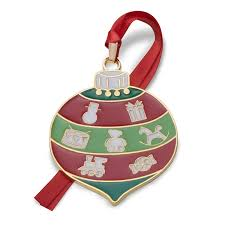 wallace wonders of ornament bauble decoration 2017