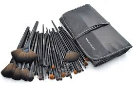 professional makeup carrier 32 pcs professional makeup brush cosmetic beauty make up brush