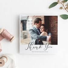 thank you cards wedding wedding thank you cards notonthehighstreet