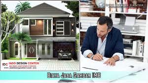 biaya membuat gambar imb biaya jasa gambar imb desain arsitektur bangunan terbaik