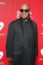 Stevie Wonder Why Is He Blind Stevie Wonder Set To Wed Third Wife Tomeeka Bracy Daily Mail Online