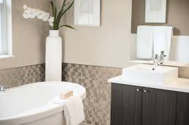 interior lovely bathroom decor with self adhesive wall tiles and