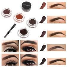 henna eye makeup aliexpress buy focallure makeup waterproof henna eyebrow