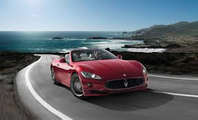 red maserati granturismo 2012 maserati granturismo convertible information and photos