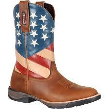 Comfortable Cowboy Boots Rocky Lt Women U0027s Comfortable Lightweight American Flag Western Boot