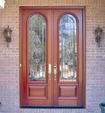double front doors with wrought iron and double front doors