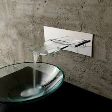 wall mount vessel sink faucets 25 best wall mounted basin tap images on pinterest bathroom sink