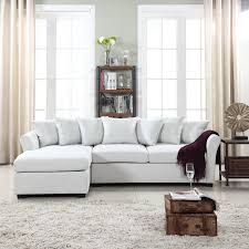 extra wide sectional sofa modern large linen sectional sofa with extra wide chaise lounge