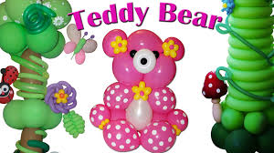 teddy bears in balloons loving teddy made in balloons