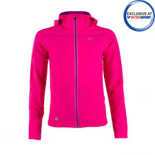 intersport women u0027s madeline running jacket intersport uk