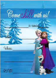 free birthday invitation card free frozen birthday party invitations frozen birthday party