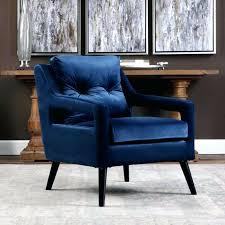navy blue chair and ottoman blue velvet chair chairs inspiring navy blue chairs blue velvet