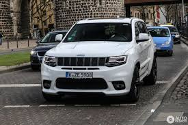 jeep grand cherokee 2017 jeep grand cherokee srt 8 2017 15 may 2017 autogespot
