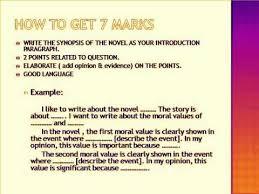 Cara Membuat Novel Bahasa Inggris | teknik menjawab soalan novel bahasa inggeris english novel answer